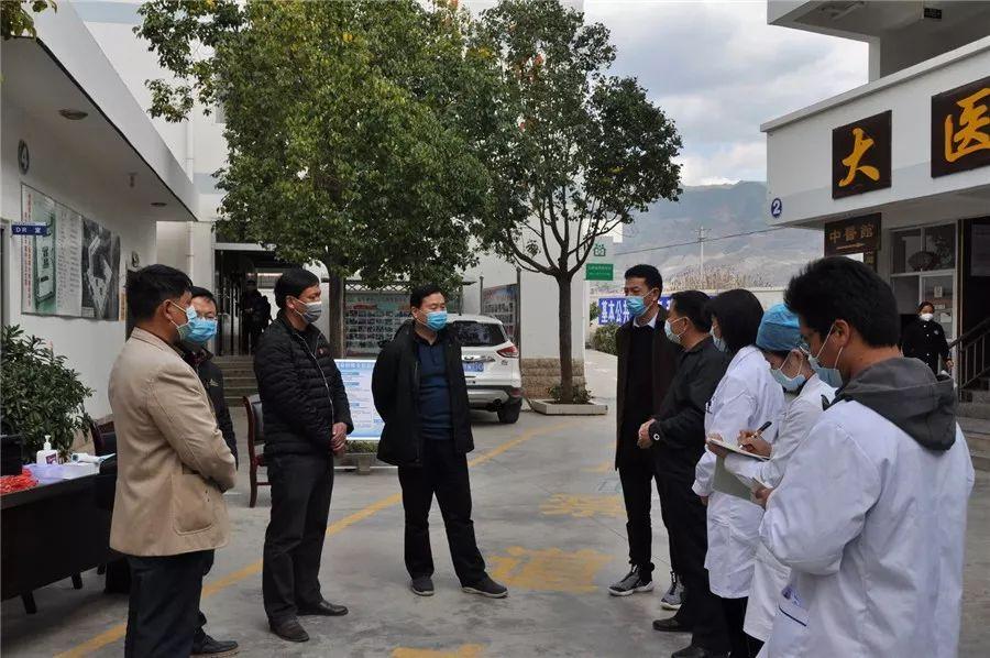 [宾川县]我县在防疫工作中加强纪队伍建设