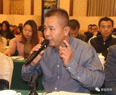 [祥云县]州企业家协会到我县开展会员活动