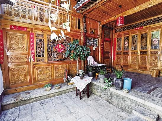 [剑川县]在传统村落弥井读出百年盐业兴衰